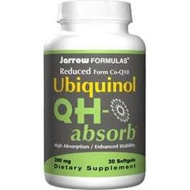 JARROW FORMULAS Ubiquinol QH absorb 200mg 30sg