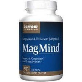 JARROW FORMULAS MagMind (Magnesium L-Threonate) 90v