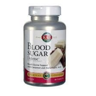 KAL - NUTRACEUTICAL Blood Sugar Defense 60t
