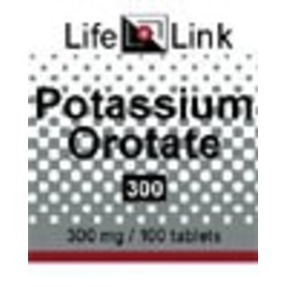 LIFELINK Potassium Orotate 100t