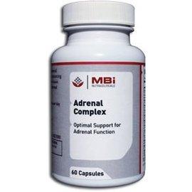MBi Nutraceuticals Adrenal Complex 180c