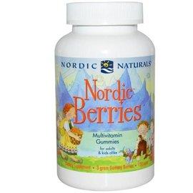 NORDIC NATURALS Nordic Berries 120chews