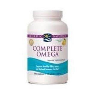 NORDIC NATURALS Complete Omega Lemon 180sg