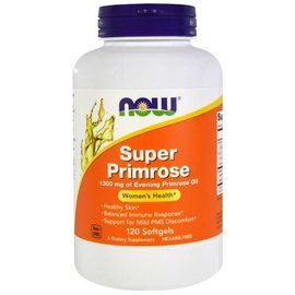 NOW FOODS Super Primrose 120sg