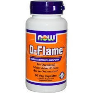 NOW FOODS D-Flame 90v