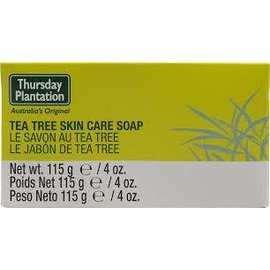 Thursday Plantation Tea Tree Skin Soap 4oz bar