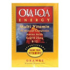 OLA LOA Ola Loa Energy Orange 30 Packets