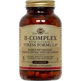 SOLGAR B Complex w/C Stress 250t