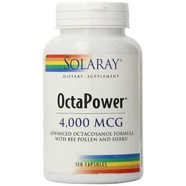 SOLARAY - NUTRACEUTICAL OctaPower 120c
