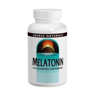 SOURCE NATURALS Melatonin 3mg TR 240t