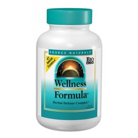 SOURCE NATURALS Wellness Formula 180t