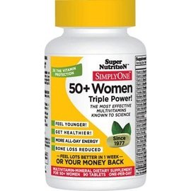 Simply One 50+ Women 90t