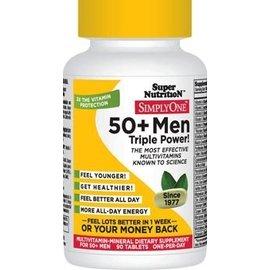 Simply One 50+ Men 90t