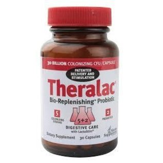 Master Supplements Theralac Probiotic 30c