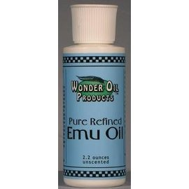 Wonder Emu Oil Pure 2.2oz