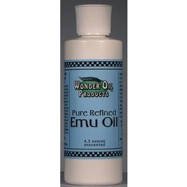 Wonder Emu Oil Pure 4.3oz