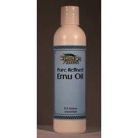 Wonder Emu Oil Pure 8.2oz