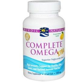 NORDIC NATURALS Complete Omega Xtra Lemon 60sg