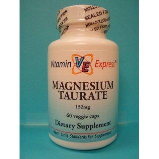 VITAMIN EXPRESS Magnesium Taurate 60v