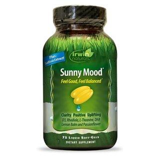 IRWIN NATURALS Sunny Mood 75sg