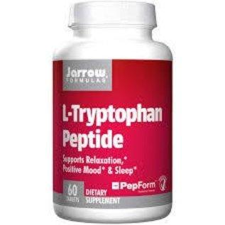 JARROW FORMULAS L-Tryptophan Peptide 60t