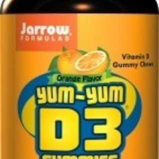 JARROW FORMULAS Yum-Yum D3 400iu 90 Gummy Chews