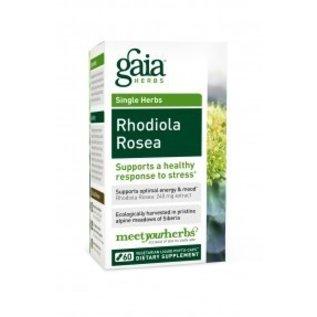 GAIA HERBS Rhodiola Rosea 120 Phyto-Caps