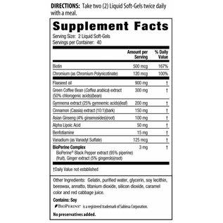 IRWIN NATURALS Sugar-Smart 80sg