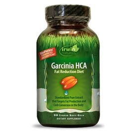 IRWIN NATURALS Garcinia HCA 90sg