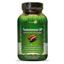 IRWIN NATURALS Testosterone UP 60sg