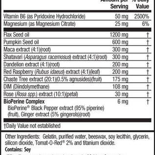 IRWIN NATURALS Menstrual Relief Hormone Balance 84sg