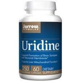 JARROW FORMULAS Uridine 250mg 60c