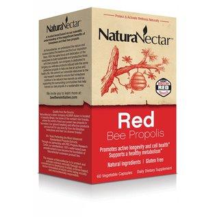 NaturaNectar NaturaNectar Red Bee Propolis 60c