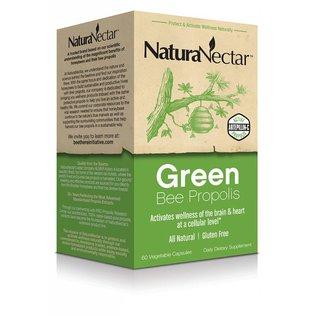 NaturaNectar NaturaNectar Green Bee Propolis 60c