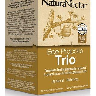 NaturaNectar NaturaNectar Bee Propolis Trio 60c