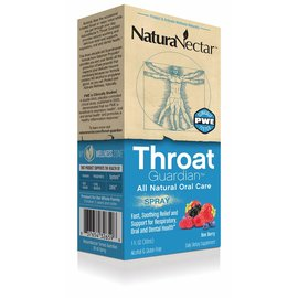 NaturaNectar NaturaNectar Throat Guardian 30ml Spray