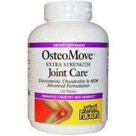 NATURAL FACTORS OsteoMove 60t