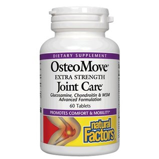 NATURAL FACTORS OsteoMove 120t