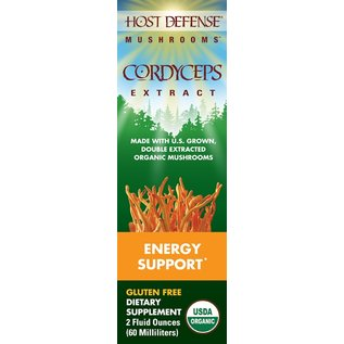 FUNGI PERFECTI, LLC Host Defense Cordyceps Extract 1oz