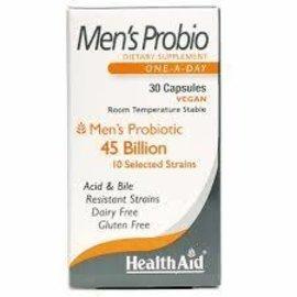 HEALTH AID Men's Probio 30c