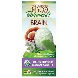 FUNGI PERFECTI, LLC Host Defense MycoBotanicals Brain 60v