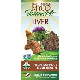 FUNGI PERFECTI, LLC Host Defense MycoBotanicals Liver 60v