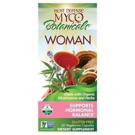 Host Defense MycoBotanicals Woman 60v
