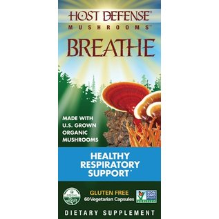 FUNGI PERFECTI, LLC Host Defense Breathe 30v