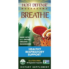 FUNGI PERFECTI, LLC Host Defense Breathe 60v