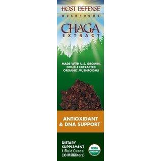 FUNGI PERFECTI, LLC Host Defense Chaga Extract 1oz