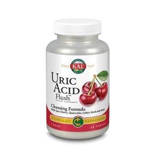 KAL - NUTRACEUTICAL Uric Acid Flush 60t