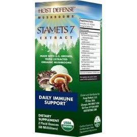 FUNGI PERFECTI, LLC Host Defense Stamets 7 Extract 2oz