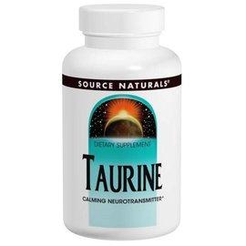SOURCE NATURALS Taurine 1000mg 120c+60c Bonus