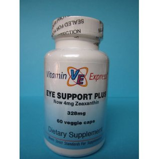 VITAMIN EXPRESS Eye Support Plus 60 veggie caps
